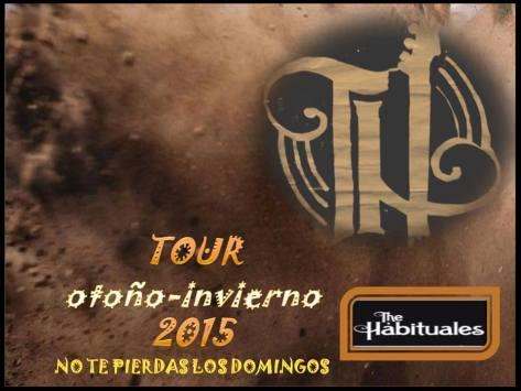 the habituales tour