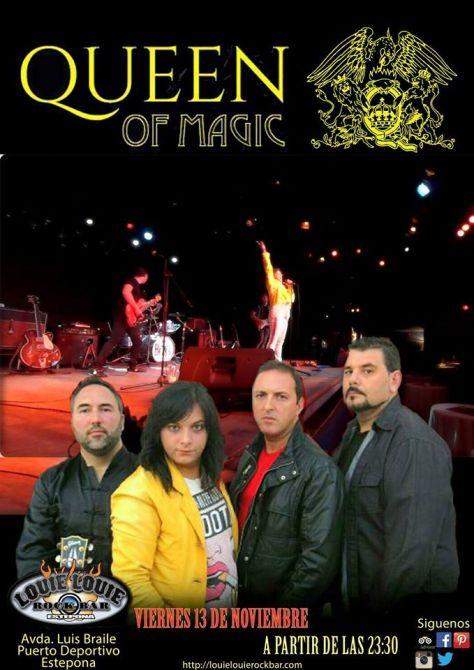 queen of magic cartel