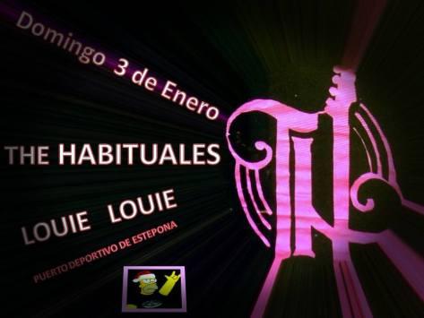 the habituales 3 enero