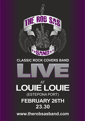the rob sas band