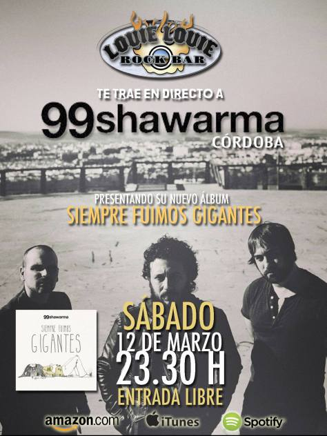99 shawarma gratis