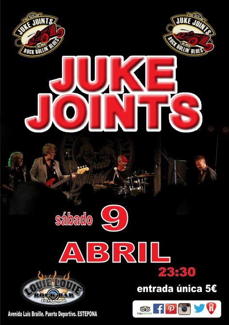 Juke Join abril 2016