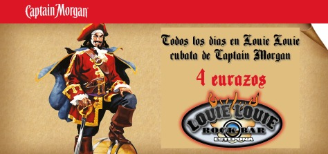 promo capitan morgan