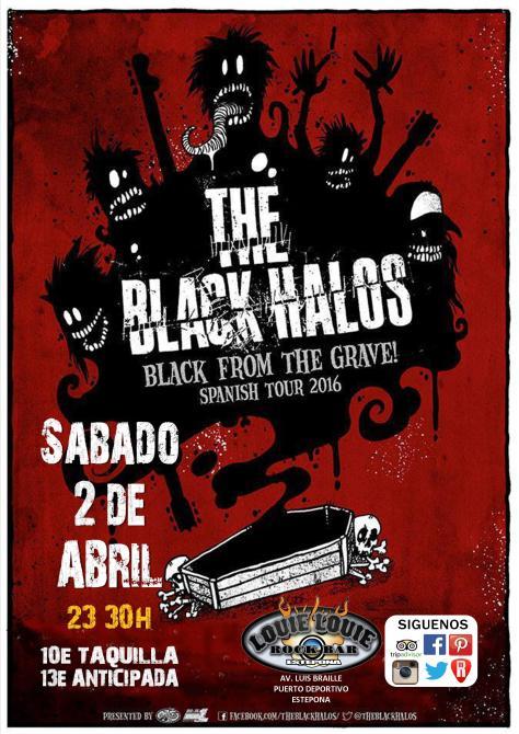 The Black Halos cartel