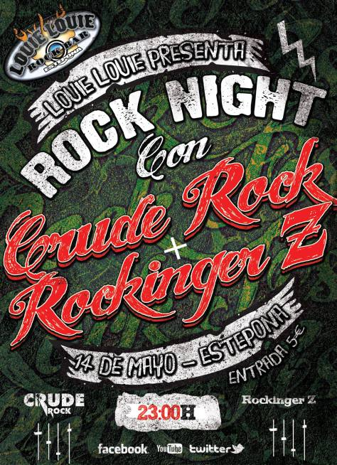 cartel rock night