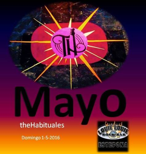 the habituales mayo 2016