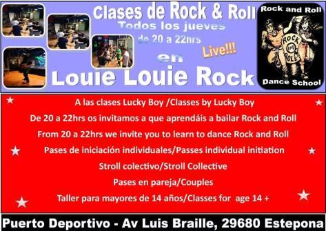 clases de rock