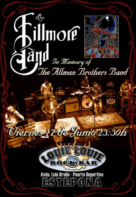 The Fillmore band
