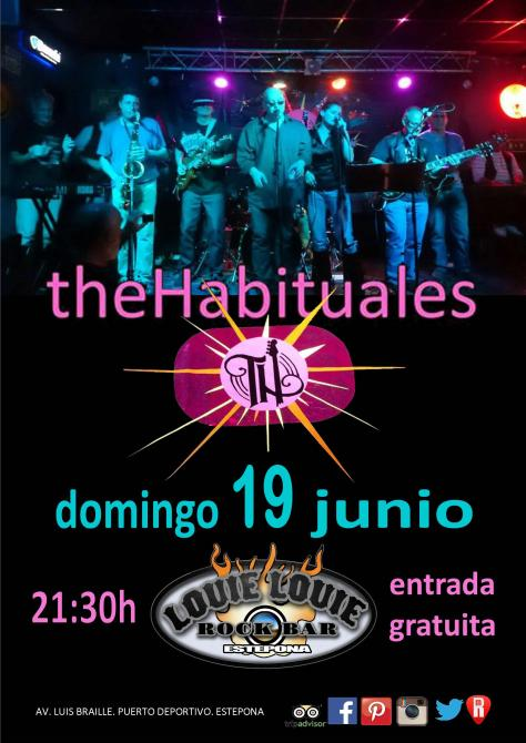 The Habituales 19 junio