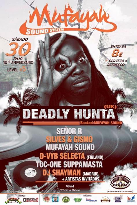 Mufayah sound reggae