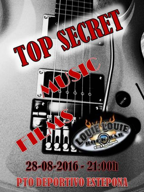 Top secret 28 de agosto