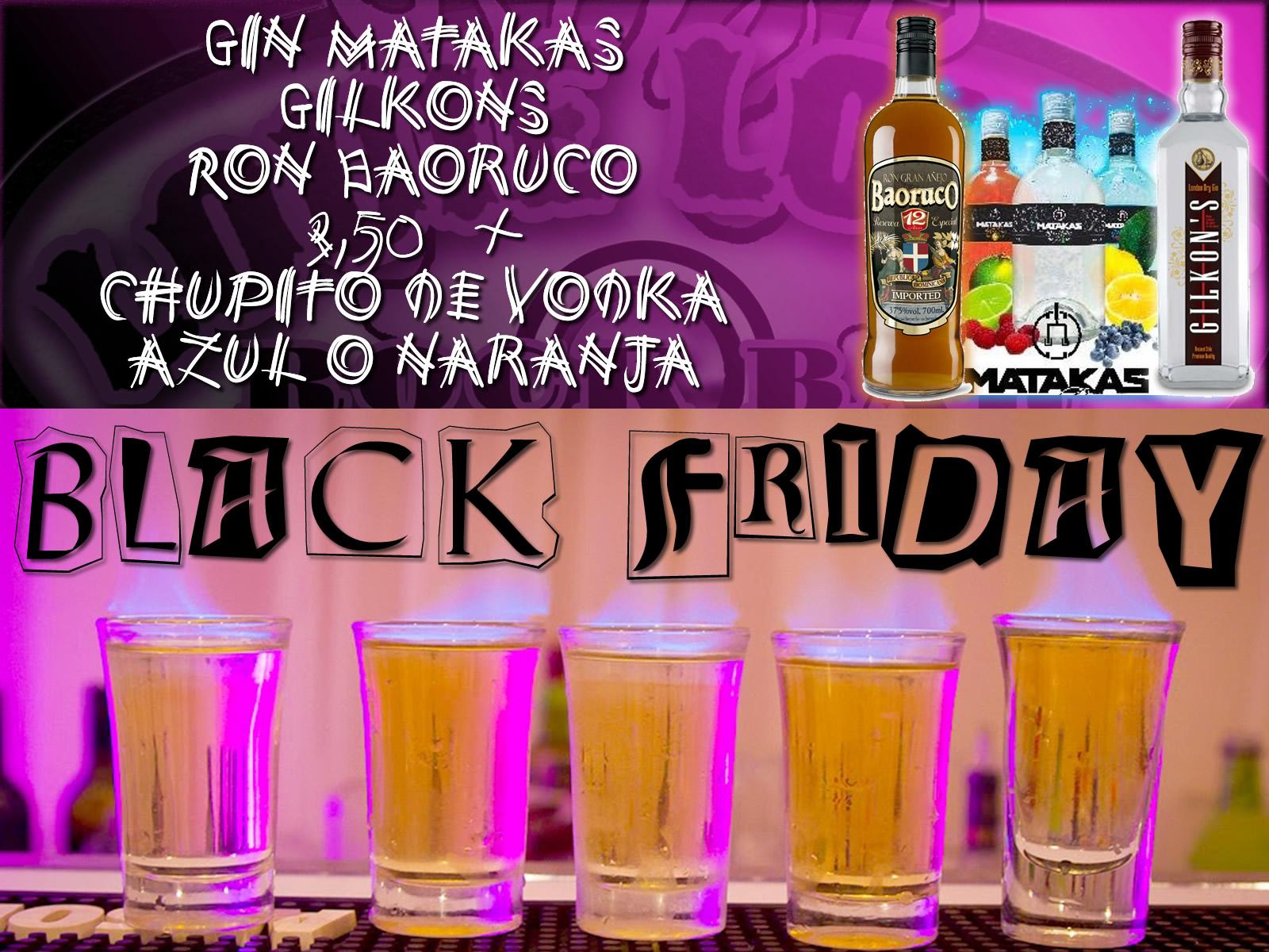 imagen Louie Louie Black Friday
