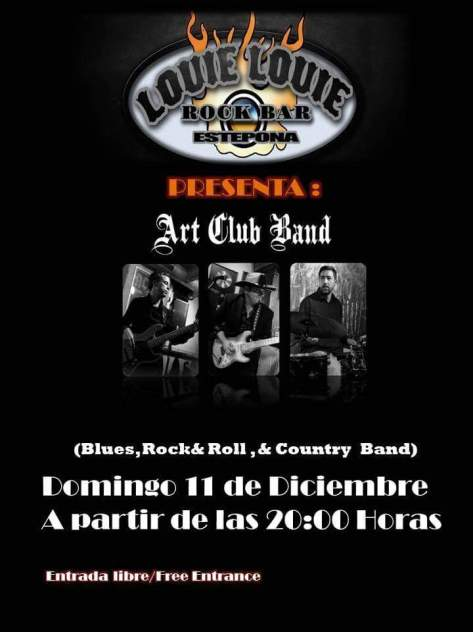 cartel-art-club-band