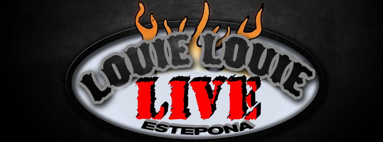 Louie Louie Rock Live Estepona